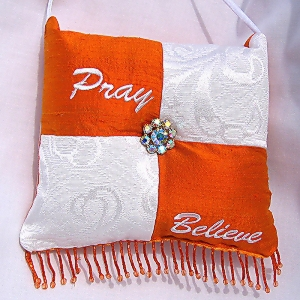 Pray-Believe-Scented-Sachet-Pillow-Orange-front.jpg