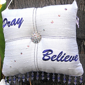 Pray-Believe-Scented-Sachet-Pillow-White-with-Purple-front.jpg