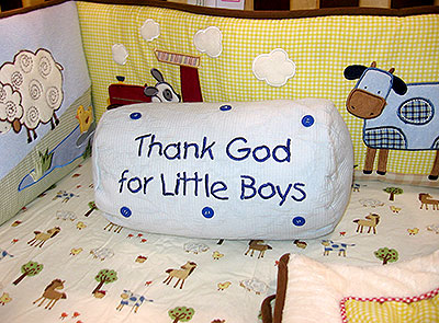Boys Pillows